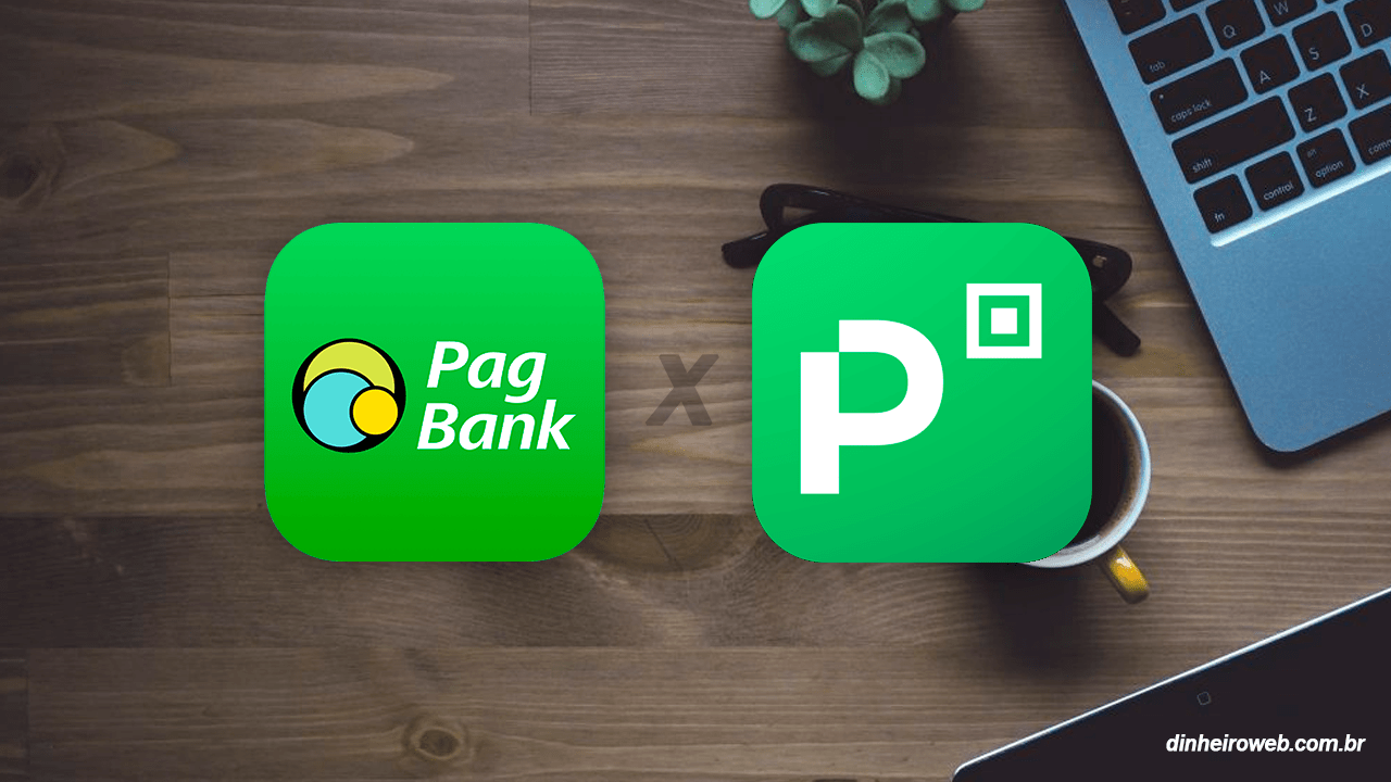 Pagbank ou Picpay